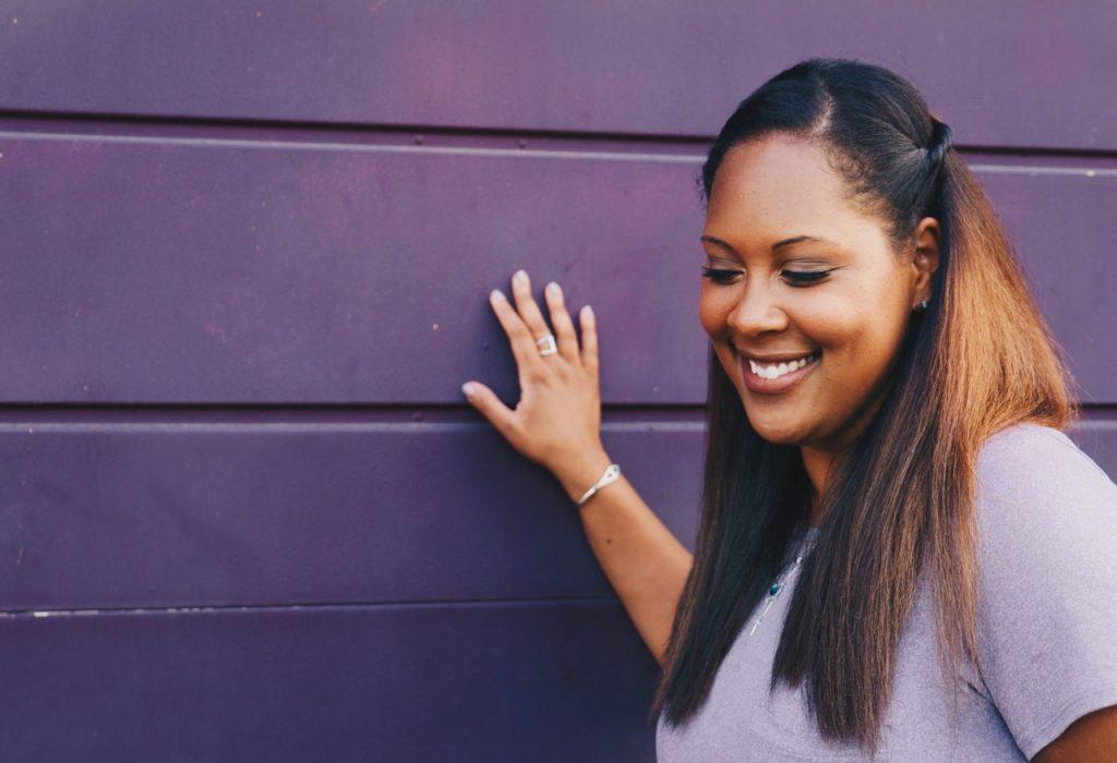 Beautifull black woman